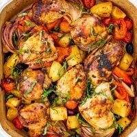 Pomôžeme vám vykostiť kura a pripraviť tak skvelý a netradičný obed