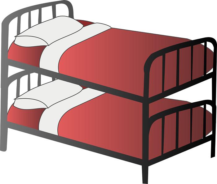 Patrové postele do dětského pokoje i hotelů