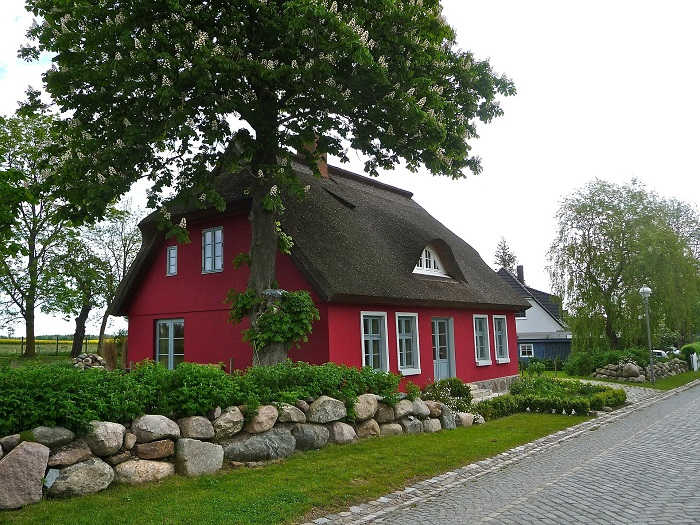 Zateplenie domu a farba fasády